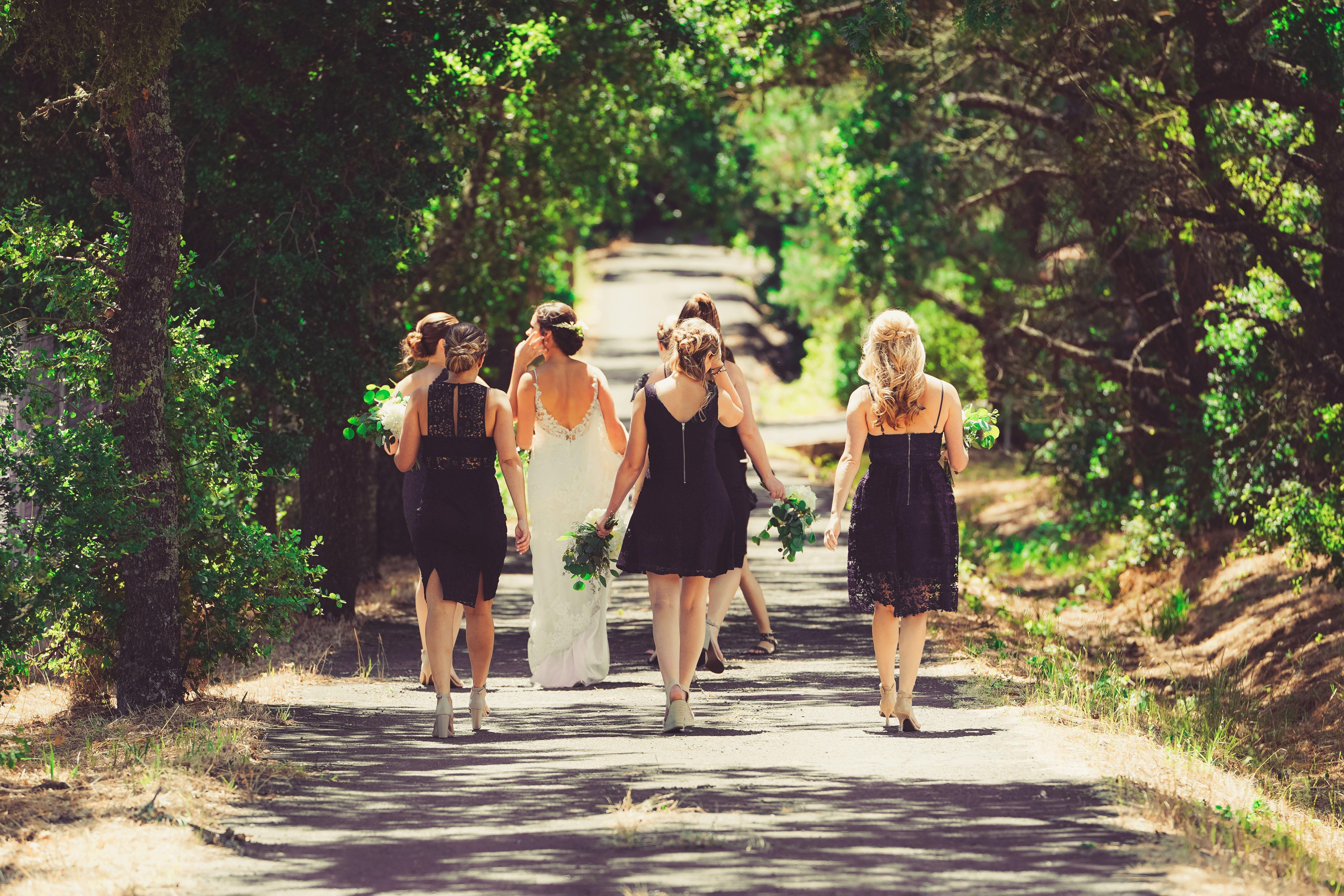 bridesmaids questions