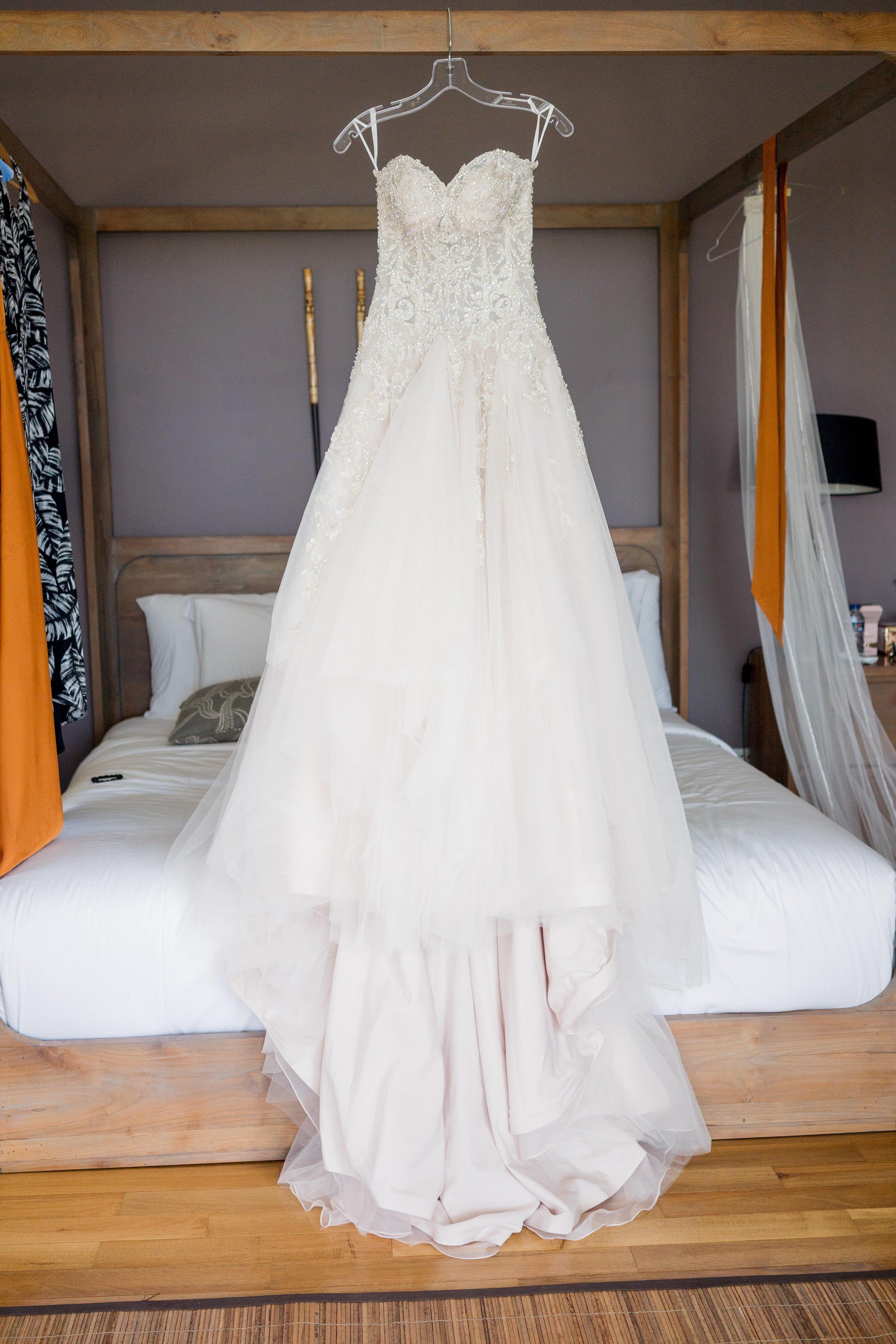 destination wedding dress inspiration
