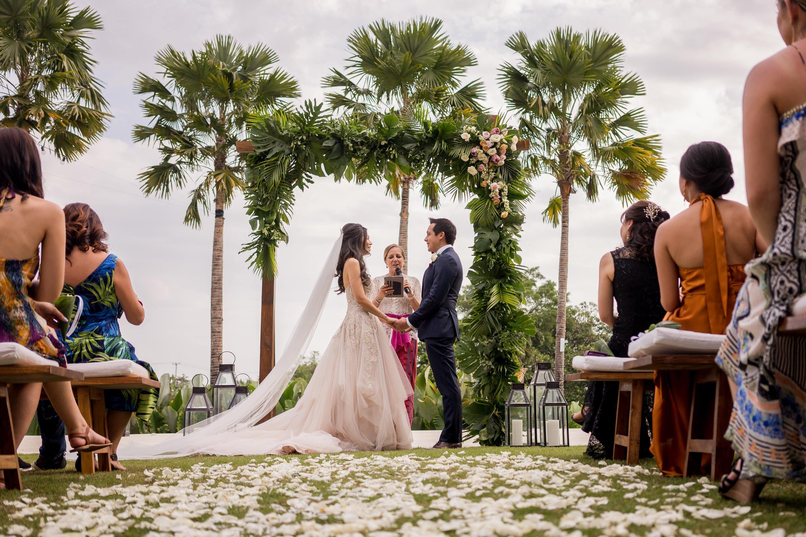 unique destination wedding ceremony ideas