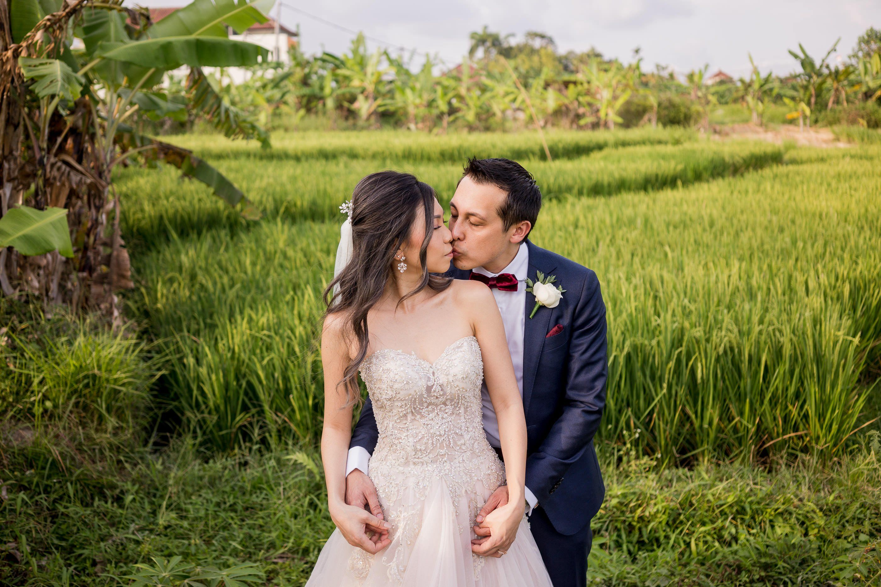 how to plan a wedding abroad UK
