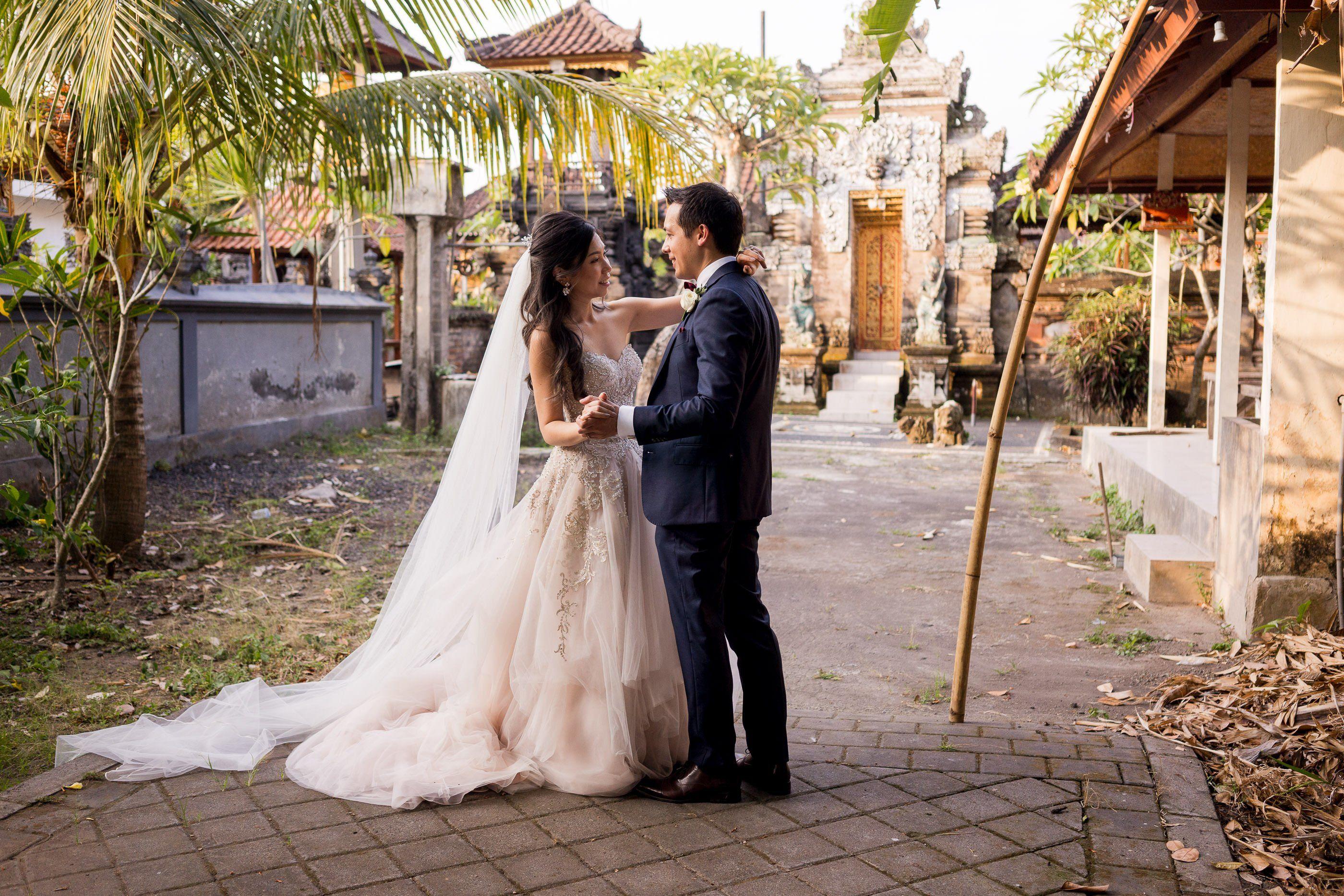 Indonesian wedding venues