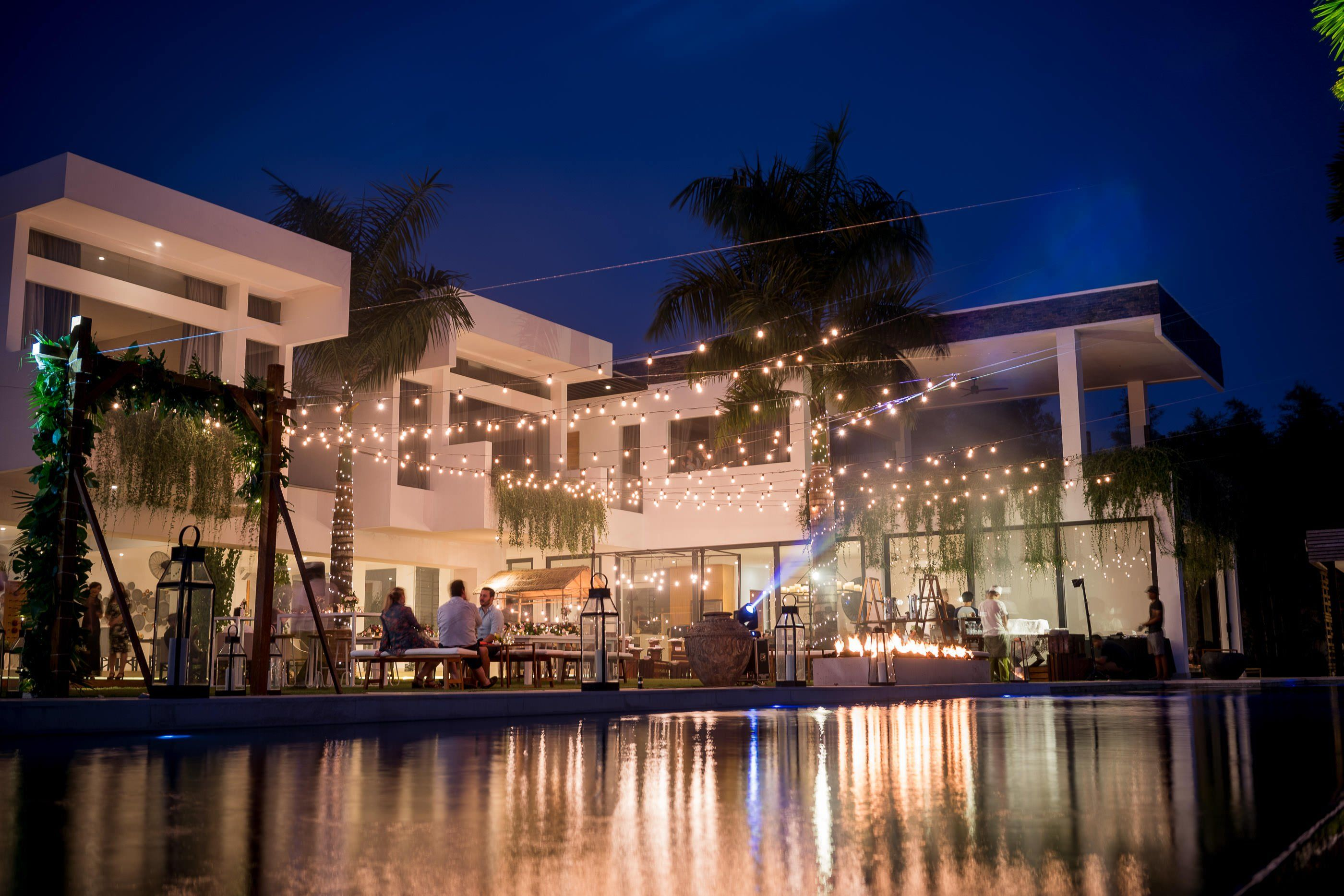 destination wedding decor styling inspiration