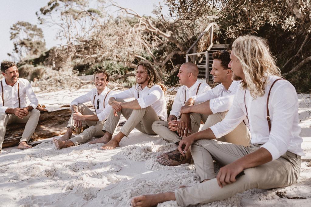 beach wedding inspiration