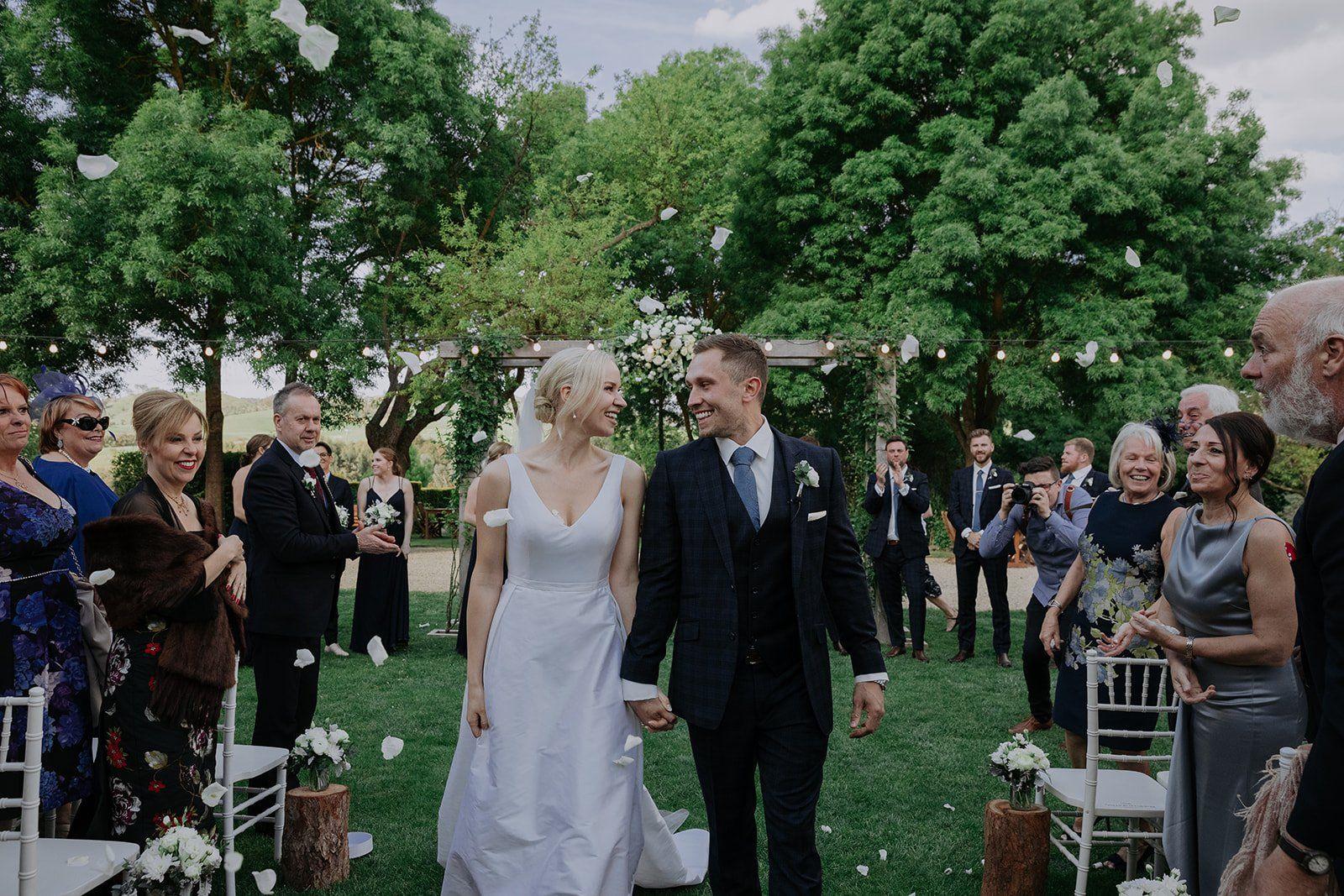 wedding ceremony, wedding reception