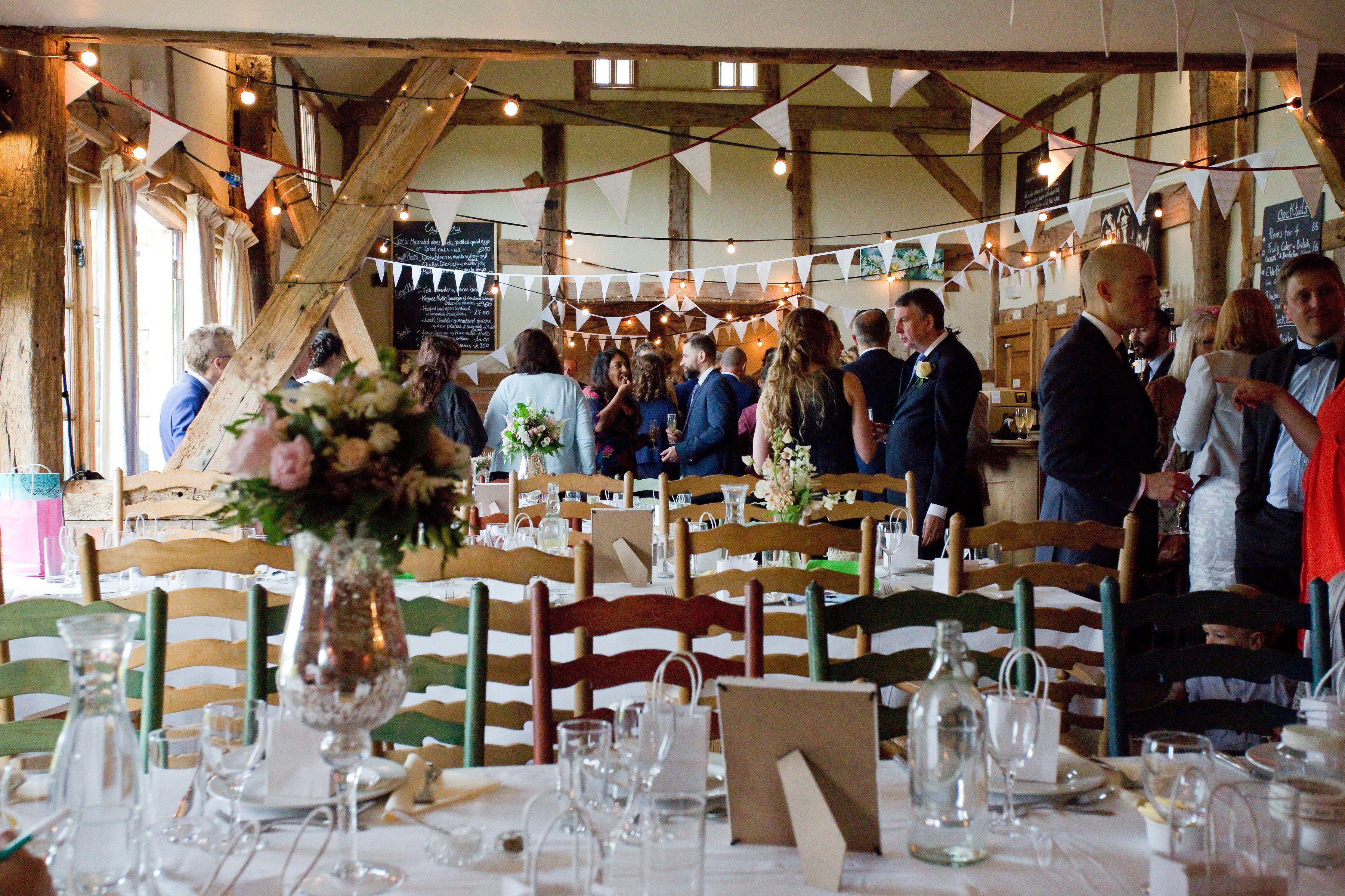 barn wedding venue herefordshire