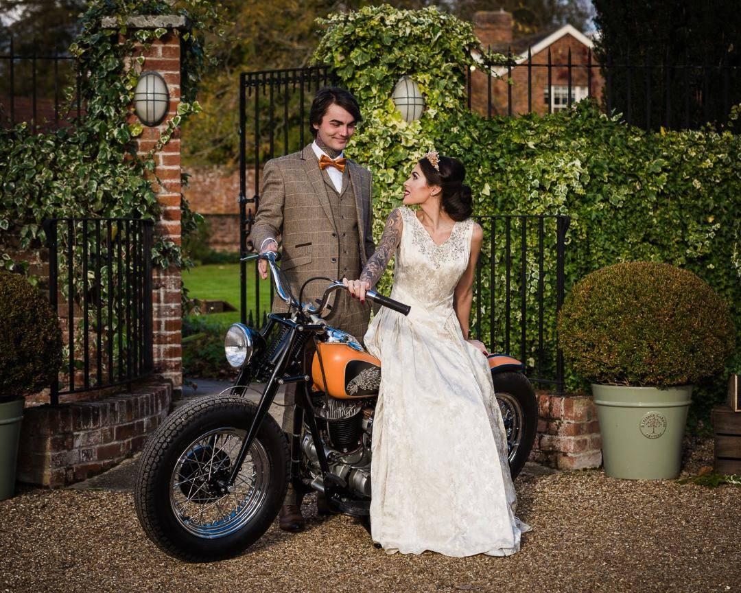engaged newlyweds wedding planning real weddings