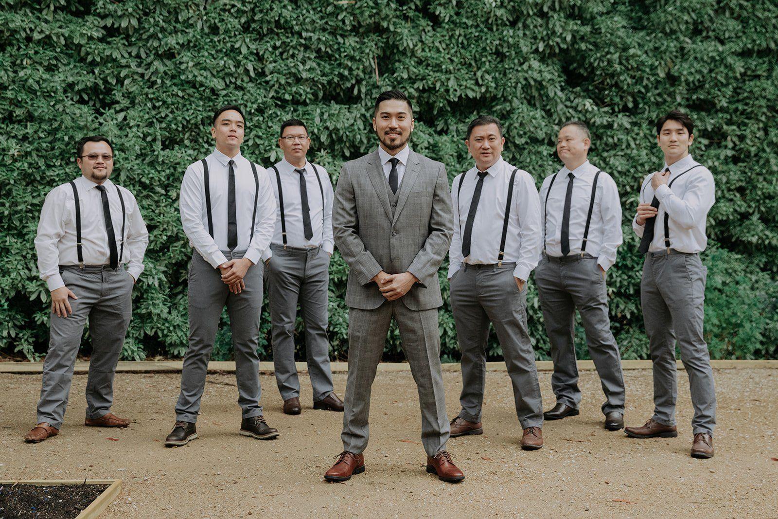 destination wedding groomswear