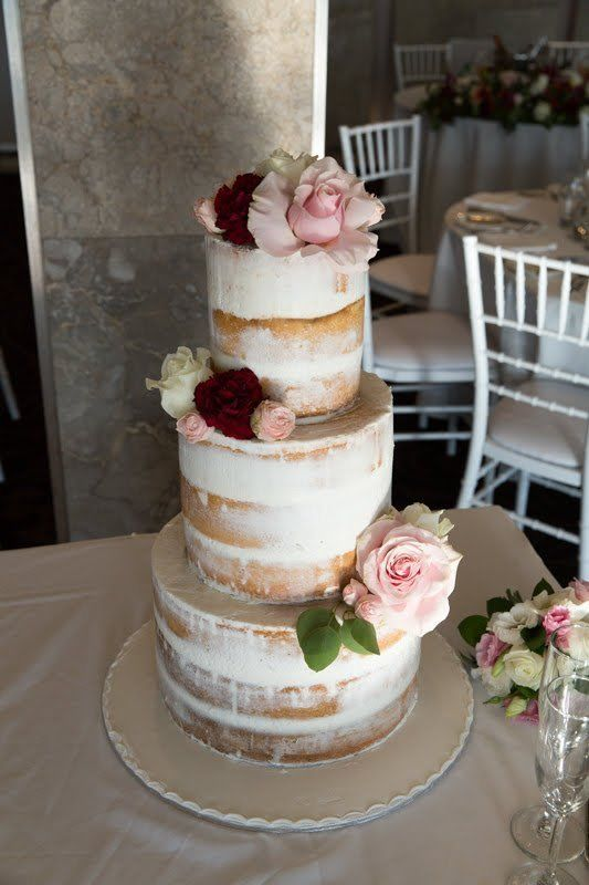 roses wedding theme