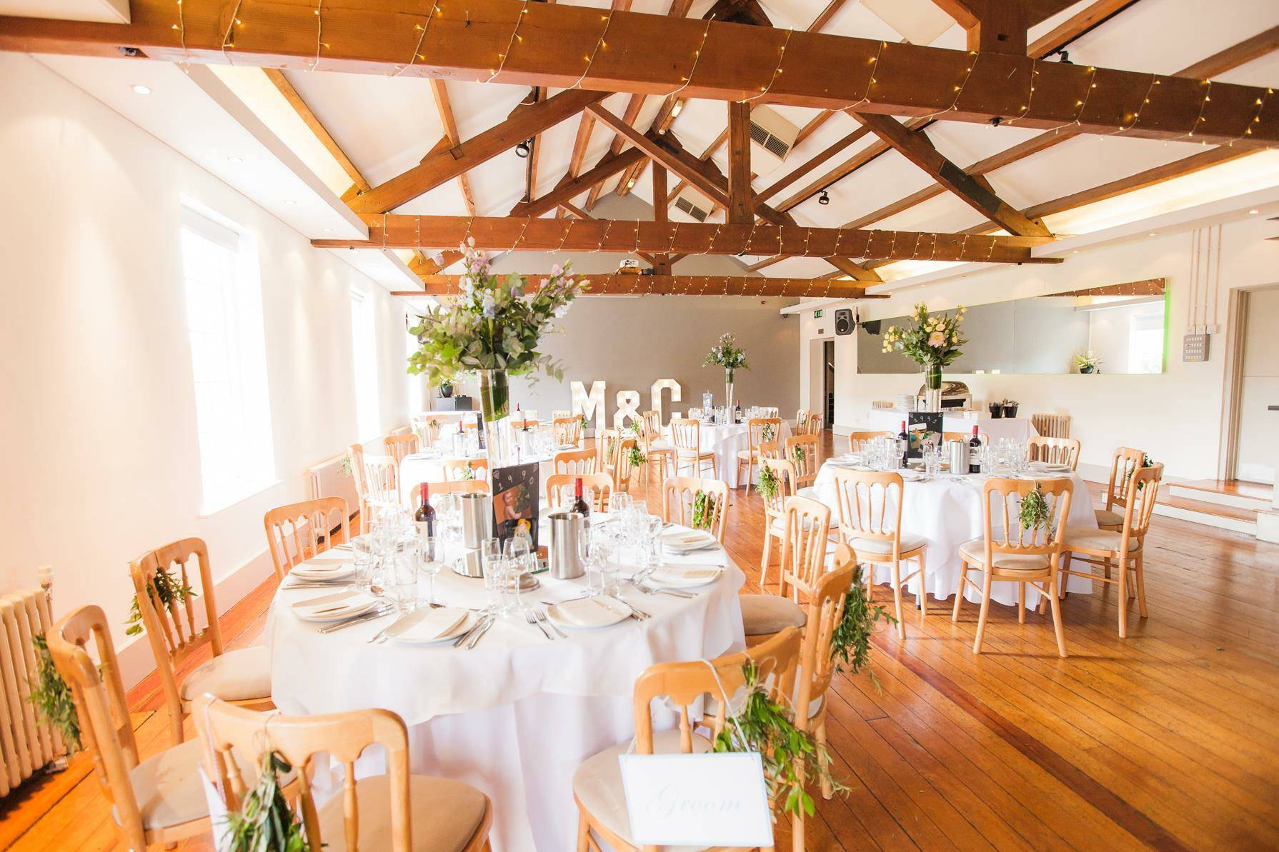 wedding venues manchester, the castlefield rooms wedding venue