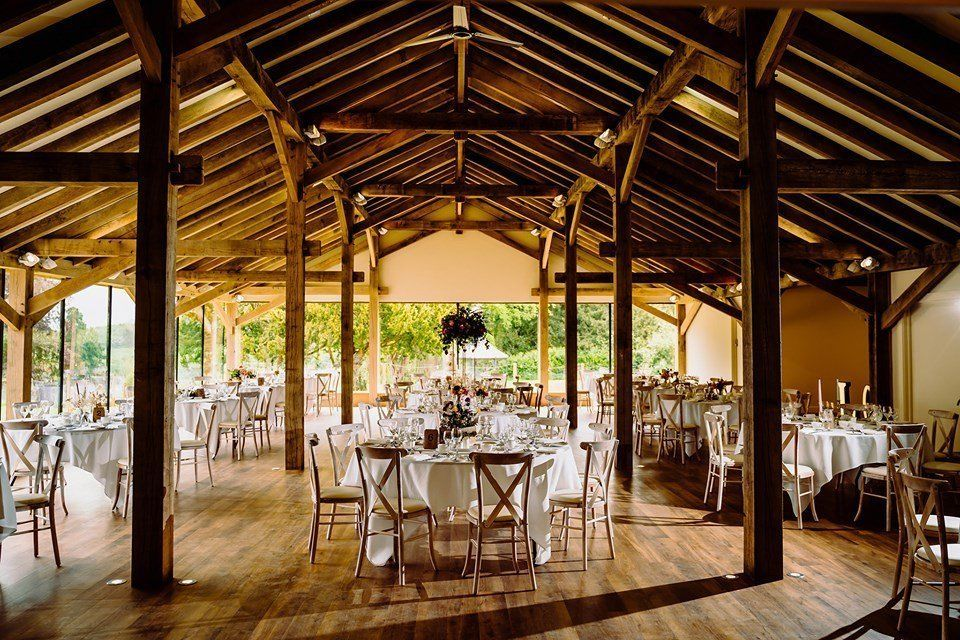 Barn wedding venues in Swansea
