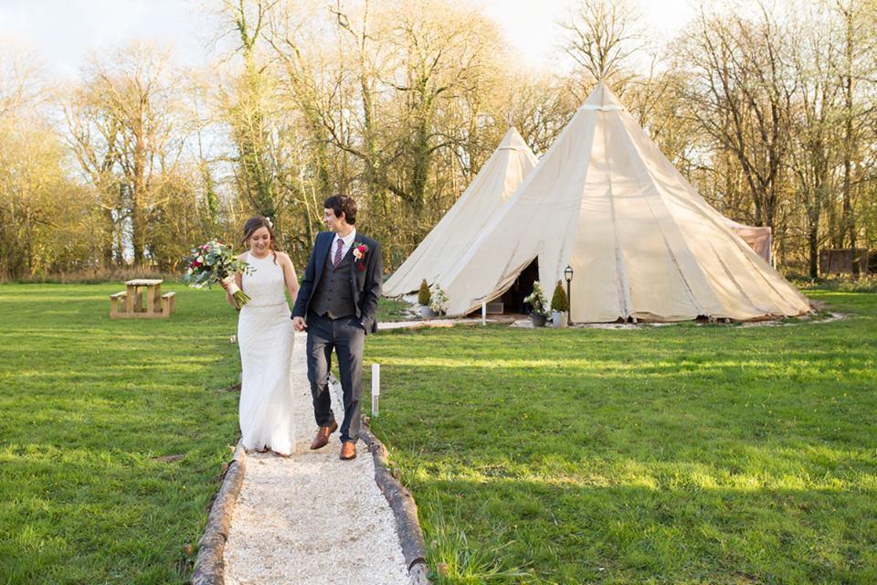 Boho wedding venues in Swansea bohemian wedding venues