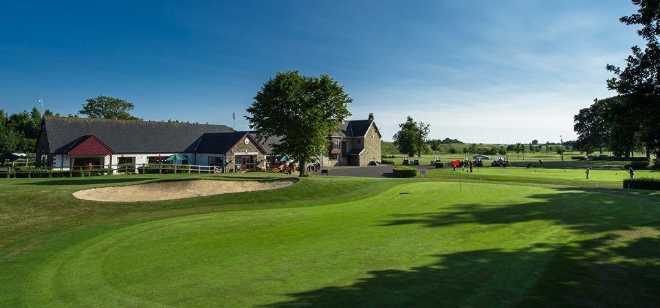 Golf club wedding venues Bristol
