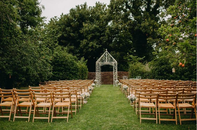 the secret garden marquee weddings