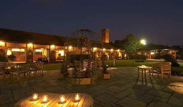 Parkway Hotel & Spa weddings