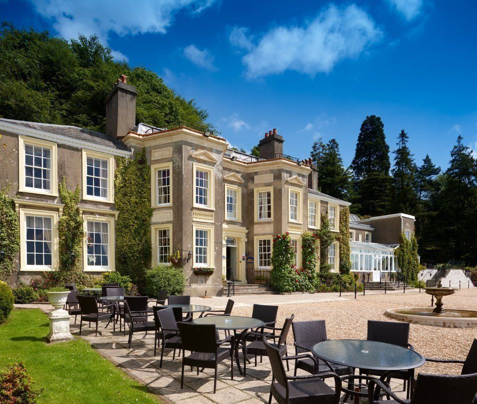 new house country hotel weddings