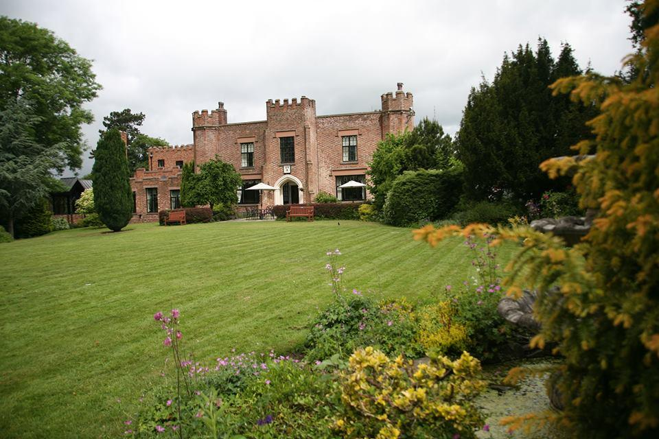 crabwall manor weddings chester