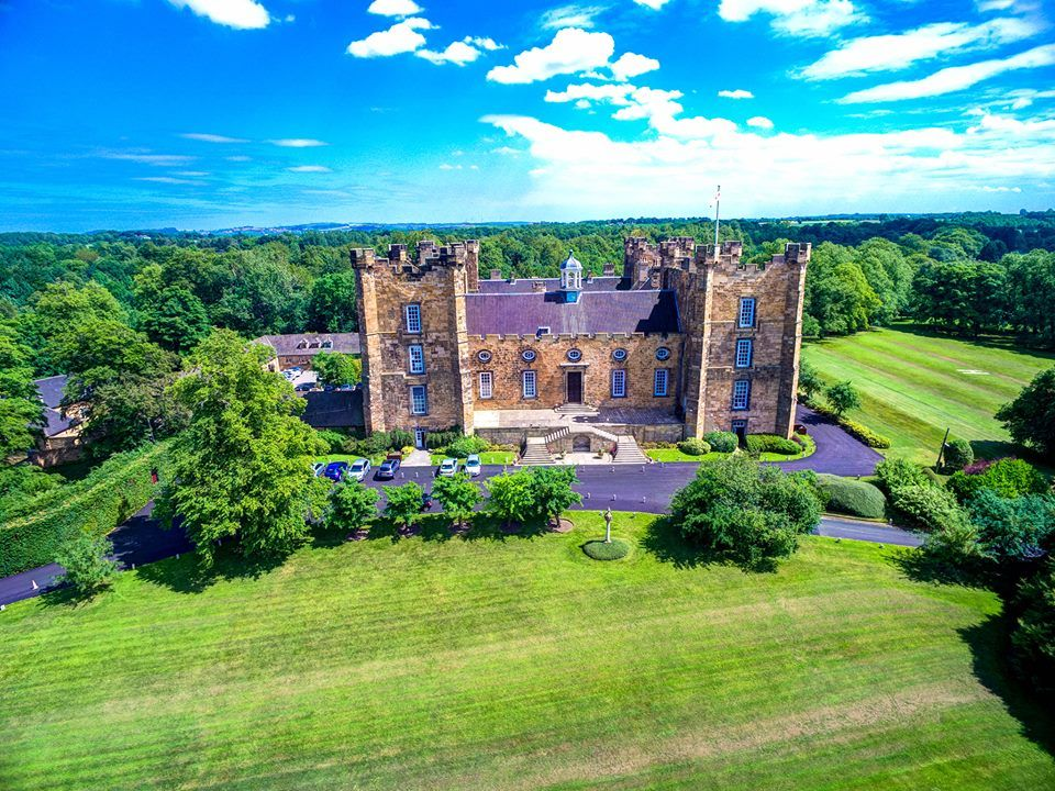 lumley castle weddings