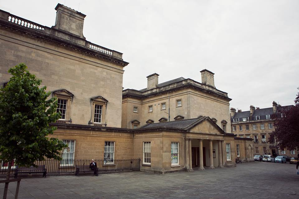 assembly rooms weddings venues in bath