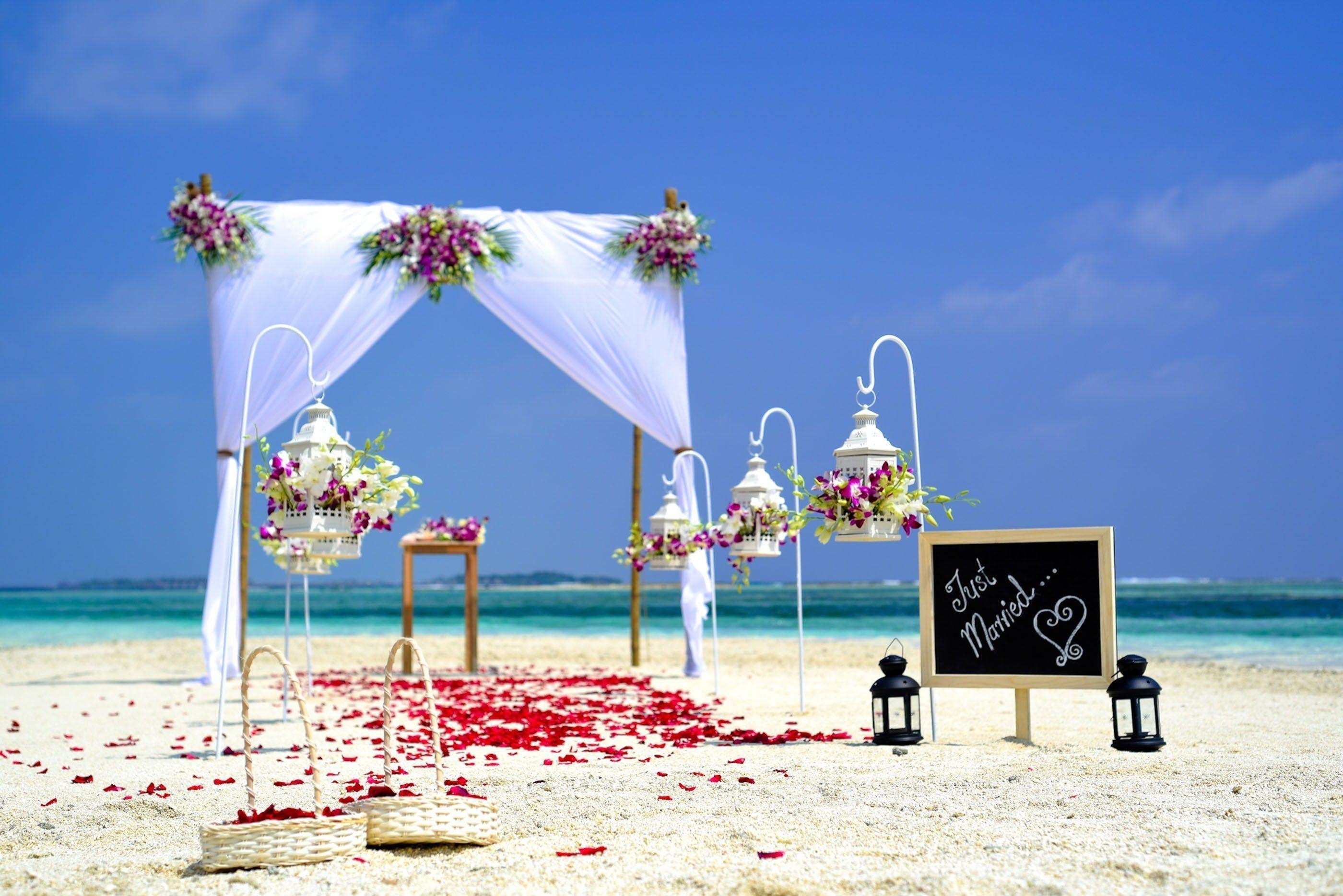 plan a destination wedding