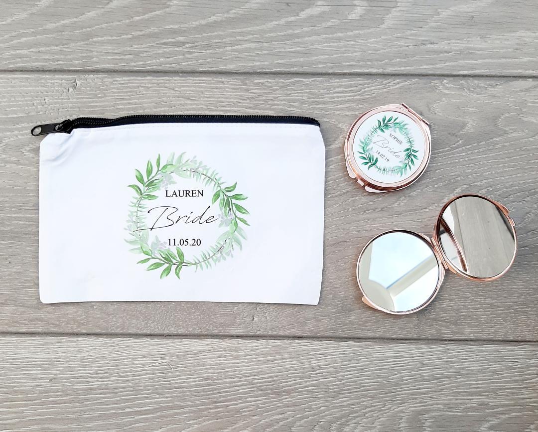 wedding make up bags