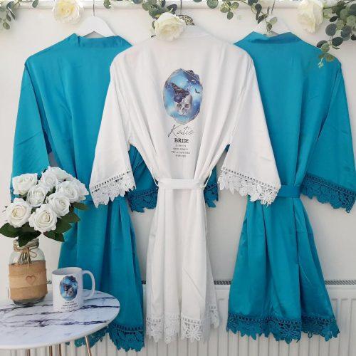 Unique Wedding Robes