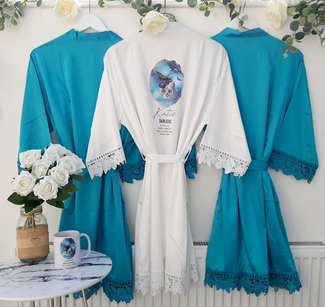 Unique Wedding Robes